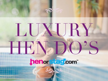 Luxury Hen Do's at Lavender