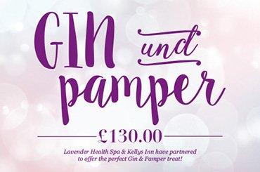 Gin & Pamper