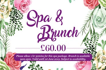 Spa & Brunch